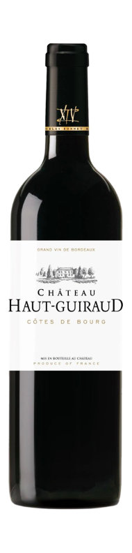 CHATEAU HAUT-GUIRAUD<br/>RED | 2016 VINTAGE